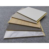 Buy cheap WPC Wall Panel / WPC Integrated Wall Panel Line For Wall Decoration from wholesalers