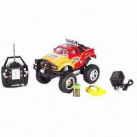 China 4 x 4 Plastic RC Jeep Car Toy on sale
