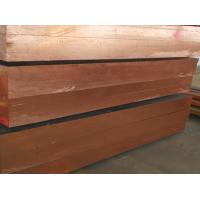 Quality Bright Surface Solid Copper Sheet C10400 TG Copper Plate Width 20~2500mm for sale