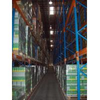 Quality Conventional very narrow aisle racking system high density warehouse shelving for sale