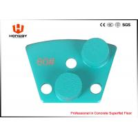 Quality Rectangle Shape Floor Grinding Pads For Marble Granite Terrazzo Floor Grinder for sale