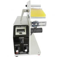 Quality small electric label dispenser machine 3060S-80mm Available Width 10-80mm for sale