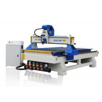 Quality 380V Cnc Wood Engraving Machine With Roller 4.5kw HSD Air Cooling Spindle for sale