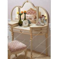 China Children bedroom table dressing table white table small table dressers for sale FV-116 on sale