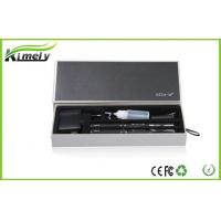 Quality Green Smoking Vapor Ego Style e Cig 1100mah Ego W Electronic Cigarette Safety for sale