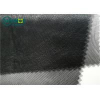 Quality 100% Polyester Knitted Venice Woven Interlining For Garment Accessories for sale