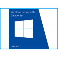 Quality 100% Activated Windows Server 2012 Retail Box Standard 5 Clients Original for sale