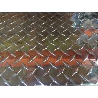 Quality Anti Rust Aluminium Diamond Plate Sheet For Building Exterior Decoration ISO9001 for sale