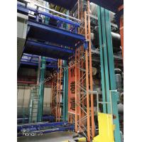 Quality Warehouse Control Software Automated Storage And Retrieval System Multi Floor Entrance for sale