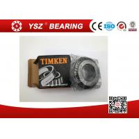 Buy cheap JW6049 / JW6010 Single Row Tapered Roller Bearings P5 60x125x37 MM Size from wholesalers