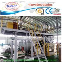 Quality Plastic Extruder Machine / Extrusion Blow Molding Machine For Water Tank Drum for sale