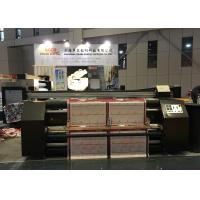 Quality High Resolution Digital Textile Sublimation Printing Machine Continous Ink Supply for sale