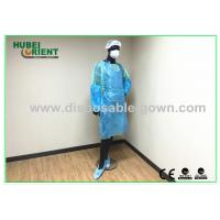 Quality OEM Hospital Disposable Surgeon Gown Kits with EO Sterilization for sale