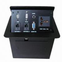 Buy Desktop Socket, Hidden Style, Used in Homes, Hotels and Conference Rooms at wholesale prices