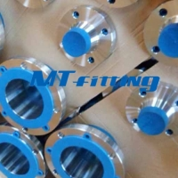 Quality 600 625 Nickel Alloy Seamless ASTM B366 WN Flange for sale