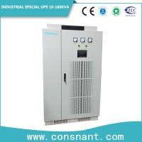 Buy cheap High Reliability Industrial UPS Power Supply With DBW Regulator PDU Feeder from wholesalers