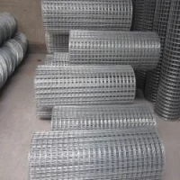 Quality Low Price Hot-Dipped Galvanized Stainless Steel Welded Wire Mesh for sale