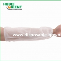 Quality Non Irritating 30g/m2 Nonwoven Disposable Oversleeves For Factory for sale