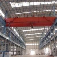 Quality Double Beam Overhead Travelling Crane With 10T 20T Electric Hoists Trolley for sale