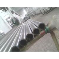 Buy cheap Hydraulic Cylinder Stainless Steel Hollow Bar , Hard Chrome Plated Pipe Bar from wholesalers