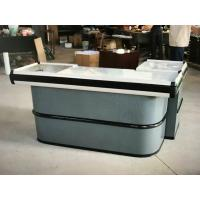 Buy cheap Supermarket Restaurant Checkout Counter Cash Table With ISO / SGS / CE Passed from wholesalers