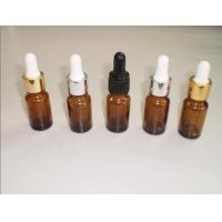 Quality Customized Essential Oil Glass Bottles Pilfer - Proof Screen Printing Surface for sale