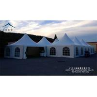 Buy cheap UV Wateproof Fabric 5m X 5m Pagoda Canopy Tent For Garden French Standard M2 from wholesalers