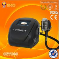 Quality Portable CRYO6S cryolipolysis cool shaping machine for cellulite reduction for sale