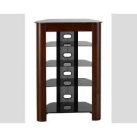 Quality Stable Speaker Corner TV  Cabinet AV908 4 Shelves THREE Wood Legs With Speaker Stand , Shelf , Speaker Stand for sale