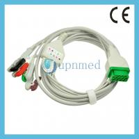 Quality 2021141-001 GE-Marquette ecg cable with leadwires for sale