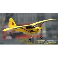 Quality 4CH 2.4GHz Micro Parkflyer Mini Piper J3 Cub  rc plane rc model for sale