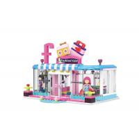 Quality 453 Pcs City Girl Plastic Building Blocks Educational Toys Age 6 Lego Style for sale