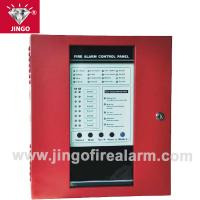 Quality 8 zones conventional fire alarm systems 24VDC control panel for sale