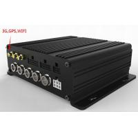 China SD Mobile Vehicle DVR 4 Cameras Input Linux Operating System Support Max 2TB 4*720P  Multi Language Security Policecar on sale