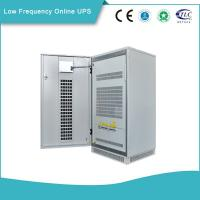 Buy cheap Expandable Commercial Ups Battery Backup , 200KVA Three Phase Online Ups Unit from wholesalers