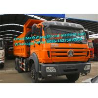 Quality 340/380 Hp 6X4 Heavy Duty Dump Truck Tipper Truck Front Lifting for sale
