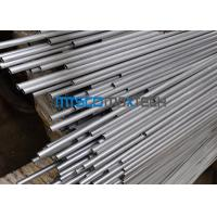 Quality 16SWG S31803 / 2205 Duplex Steel Tube With Pickling Surface For Oil Refinery for sale
