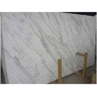 Quality Unique Grey And White Marble Floor Tiles Fashionable Appearance for sale