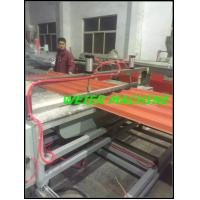 Quality PVC UPVC Corrugated Roof Sheeting Machine 1000mm Wide 55kw 250kg Per Hour for sale