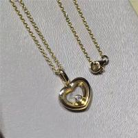Buy cheap 18K Yellow Gold Diamond Pendant , Customized Women'S Floating Diamond Necklace from wholesalers