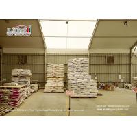 Quality Water Resistant Large Industrial Storage Tents For Warehouse / Workshop for sale