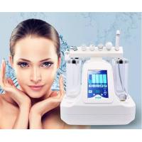 China 7 In1 New Beauty Machine With LED Mask Hydra Diamond Dermabrasion  For Skin Cleaning on sale