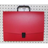 Quality Plastic A4 Accordion File Folders Document Bag With 13 Pockets for sale