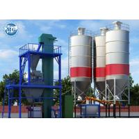 Quality Bulk  Portable Steel Cement Silo 60 Ton Widely Using Include Ladder for sale