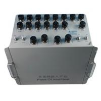 200W Input Point Of Interface DIN Female Connector With 15 Input / 4 Output