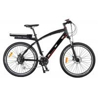 China 8 Speed High End Electric Mountain Bike Foldable Electric Bicycle wih LCD Displayer on sale