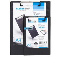 Quality A5 Colored Metal Folding Clip Board With Comfortable Tactility for sale
