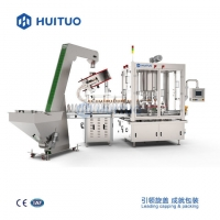 Quality Mechanical Driven Food And Beverage Bottle Capping Machine for sale