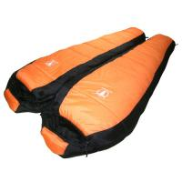 China Outdoor hollow fiber sleeping bags portable sleeping bags  GNSB-001 on sale