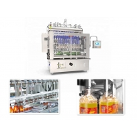 Quality 8 Heads 380V Water Bottle Filling Machine for sale